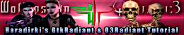 Haradirki's GtkRadiant and Q3Radiant Tutorial