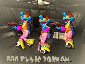 Bad Style Padman (Q3A) by GlowStar