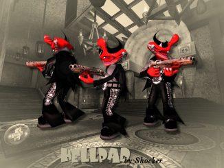 Hellpad (Q3A) by Shocker