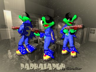 PadHaiapuh (Q3A) by GlowStar