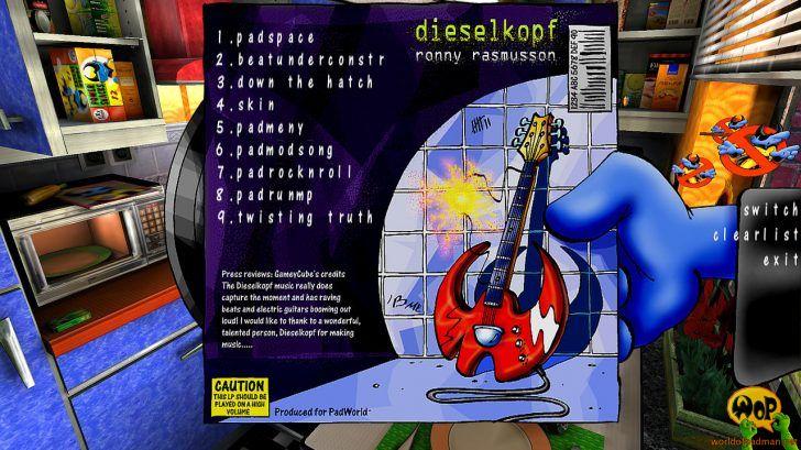 Musikpaket #1 von Dieselkopf (PadMod/Q3A)