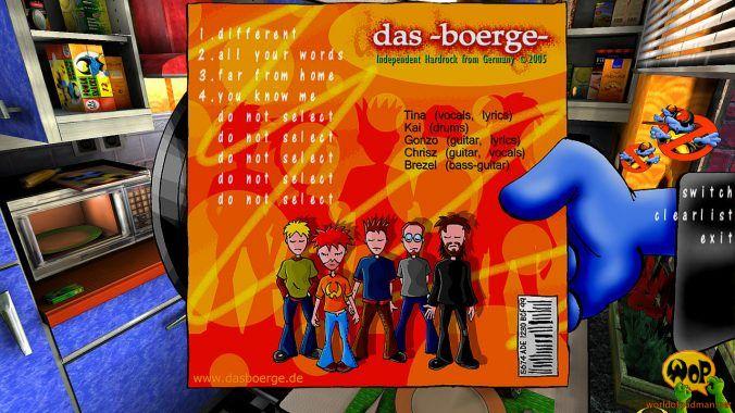 Music pack by das -boerge- (PadMod/Q3A)