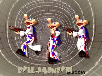 Evil Padnevil (Q3A) by BODHI