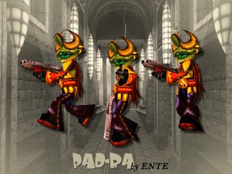 Pad-Ra (Q3A) by ENTE