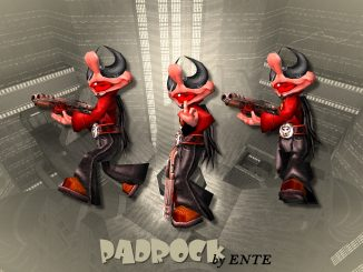 PadRock (Q3A) by ENTE