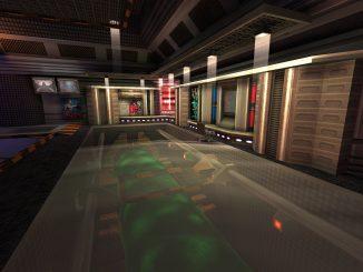 ENTE's PadSpace (Q3A)
