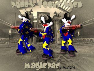 MagicPad (Q3A) by PadGirl
