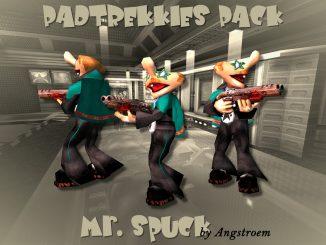 Mr. Spuck (Q3A) by Angstroem