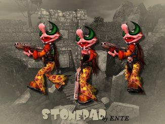 StonePad (Q3A) by ENTE