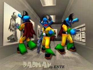 Padman (EF) by ENTE