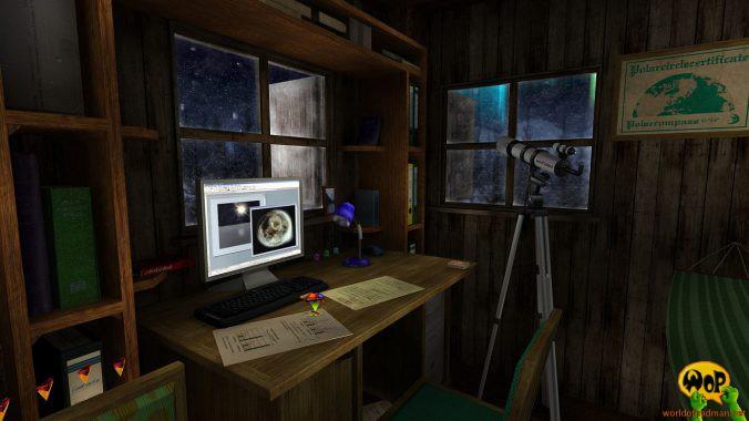 Glowstars Cabin