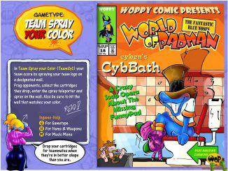 Cyben's CybBath