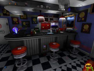 Harmonieman's Diner
