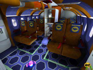 Oregano4's Plane