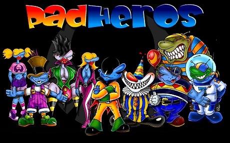 PadHeroes