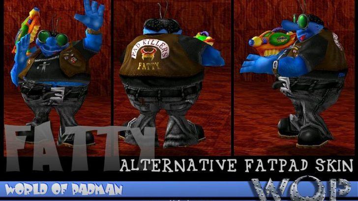 Fatty - Alternative FatPad Skin