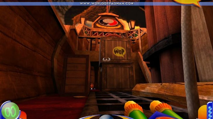 First HUD screenshot