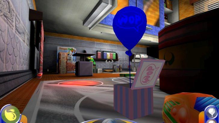 First Big Balloon ingame screenshot