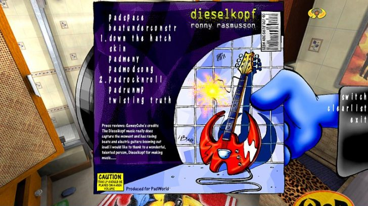 Music pack #1 by Dieselkopf