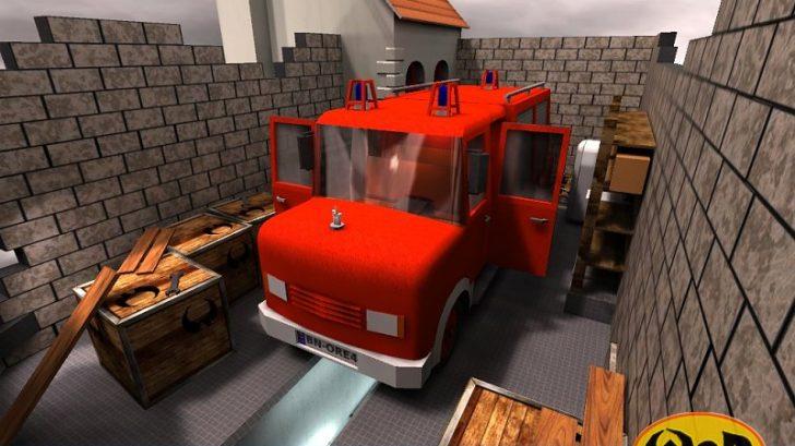 oregano4's FireEngine