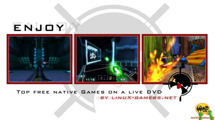 linux-gamers.net live DVD
