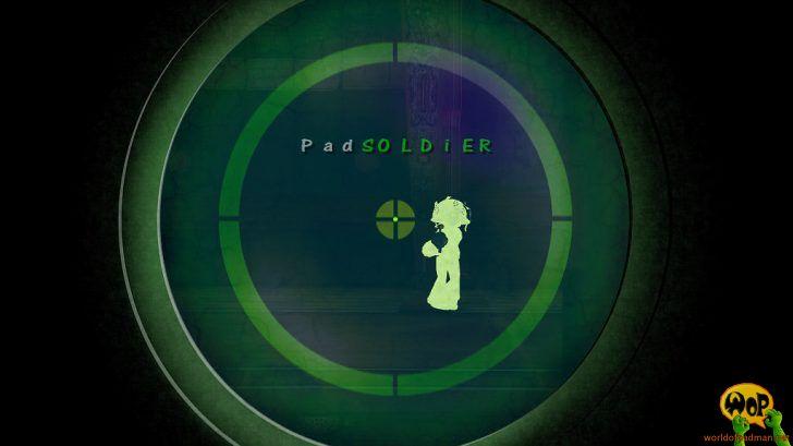 InstaGib sniper zoom