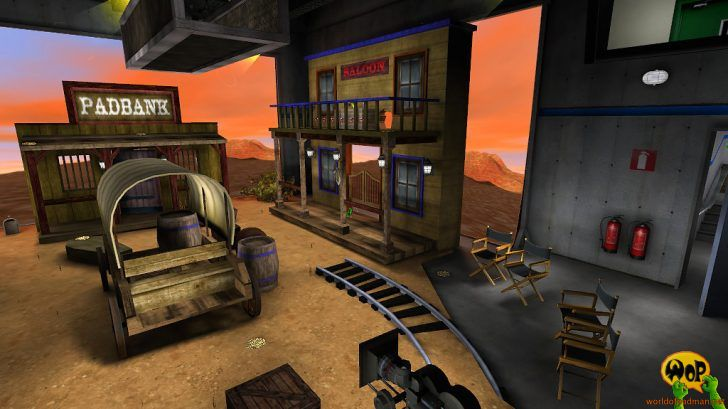 Harm's WesternSet