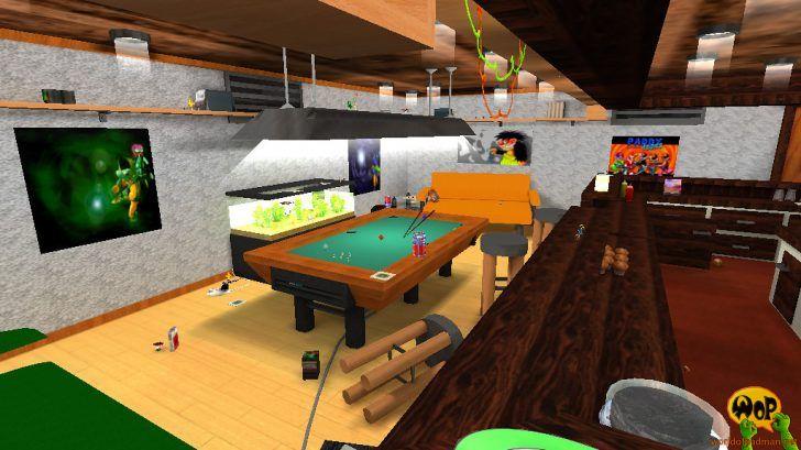 The Wiesel's Hobbyroom
