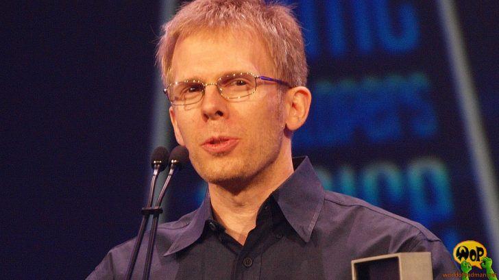 John Carmack at GDC 2010 (CC BY 2.0)