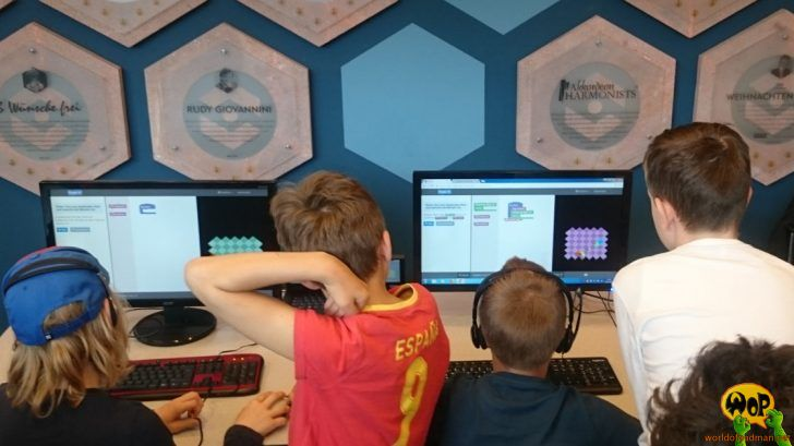 Code it! Kids programming