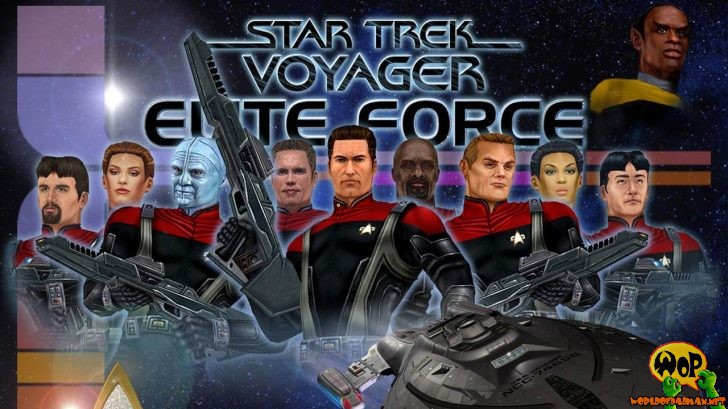 Star Trek: Voyager – Elite Force