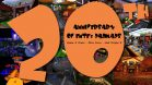 20th Anniversary of ENTE's PadMaps
