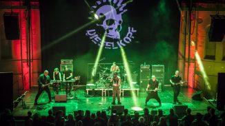 Dieselkopf at Gefle Metal Festival 2019