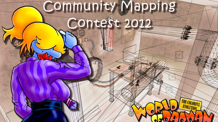 Community Mapping Contest 2012