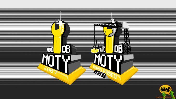 ModDB MotY 2007 (Quelle: http://www.moddb.com)