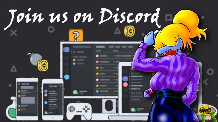 Join us on Discord