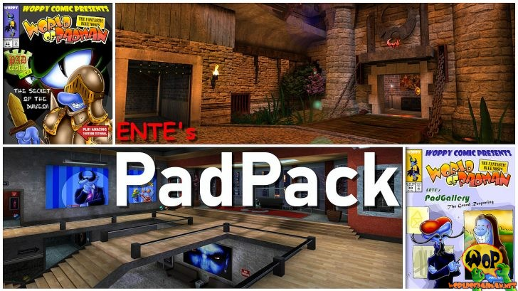 ENTE's PadPack re-release