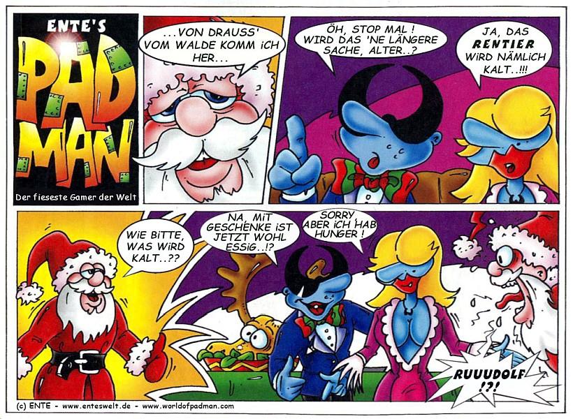 Padman Comic 12/2001 (DE)