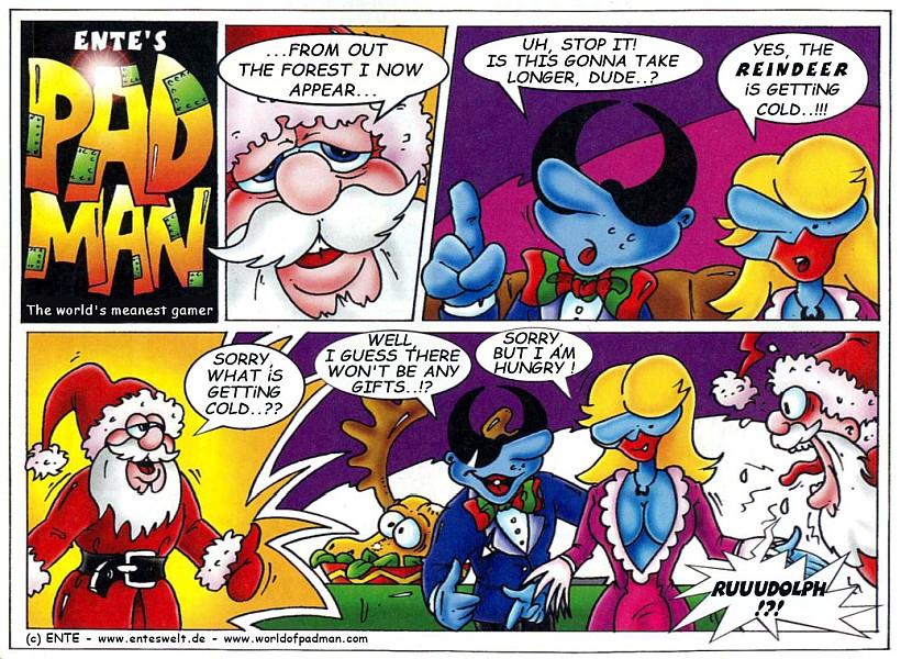 Padman Comic 12/2001 (EN)