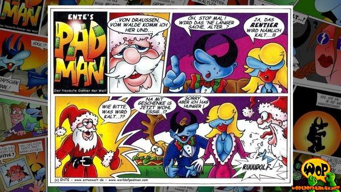 Padman Comics by ENTE