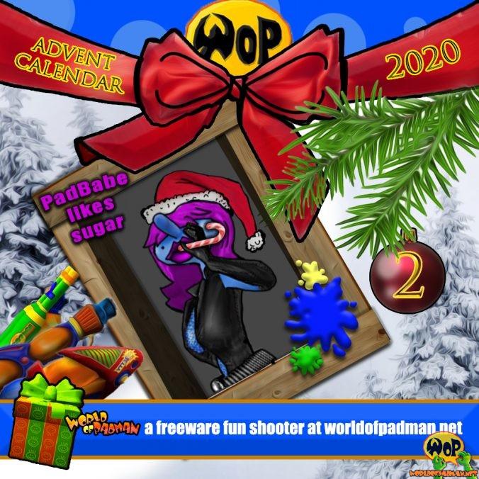 WoP Advent Calendar #2/2020 by MachoPig