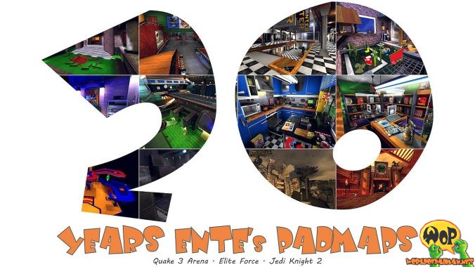 20 Years ENTE's PadMaps