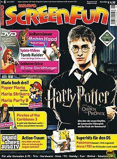 BRAVO ScreenFun (DE) | 06/2007