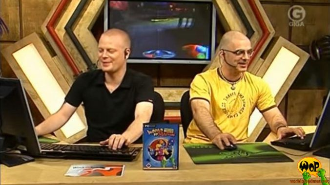 GIGA Games (DE) | 21/07/2007