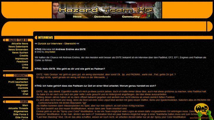HazardTeam.de (DE) | 25/04/2002