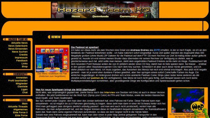 HazardTeam.de (DE) | 15/03/2004