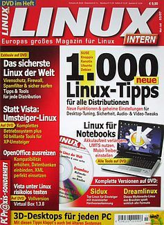 Linux Intern (DE) | Q3/2007