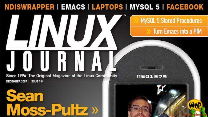 Linux Journal (US) | 12/2007
