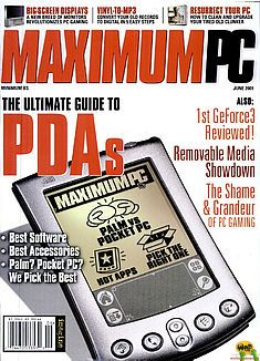 Maximum PC (US) | 06/2001