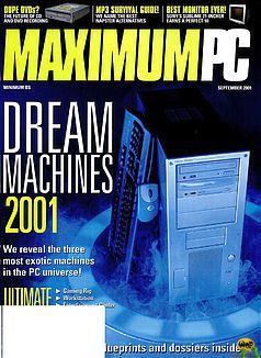 Maximum PC (US) | 09/2001
